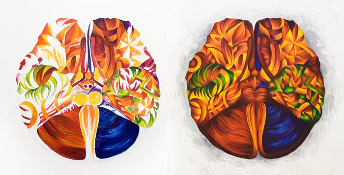 "The ""New brain"" or ""The more I learn the less I know"" by Masha-Tikhonova"