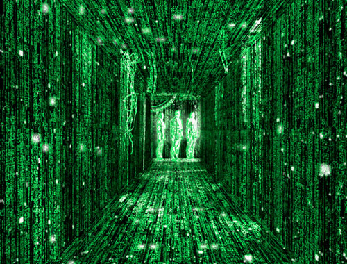 """""""...according to University of Illinois physicist Alfred Hubler, I will inhabit a """"mixed reality"""" state where there is no clear boundary between the real system and the virtual system: """"The line blurs between what's real and what isn't.""""    http://twistedphysics.typepad.com/cocktail_party_physics/virtual_reality/"""