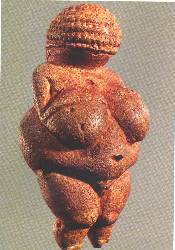 Venus de Willendorf (22,000 a.C. - 21,000 a.C.)