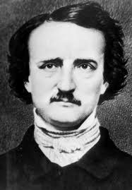 "Edgar Allan Poe- aos 3 anos de idade, órfão de pai e mãe. Precoce, gênio, excêntrico, criativo, mórbido e único. Poe wrote in 1835, ""In speaking of my mother you have touched a string to which my heart fully responds. To have known her is to be the object of great interest in my eyes. I myself never knew her — and never knew the affection of a father. Both died . . . within a few weeks of each other. I have many occasional dealings with Adversity — but the want of parental affection has been the heaviest of my trials"""