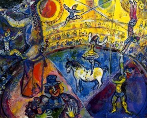chagall-The_Circus_Horse-1964