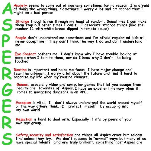 asperger 1