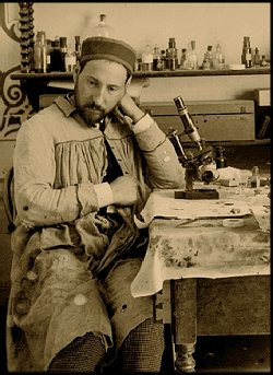 The Beautiful Brain: The Drawings of Santiago Ramón y Cajal. The New York Yimes-section science