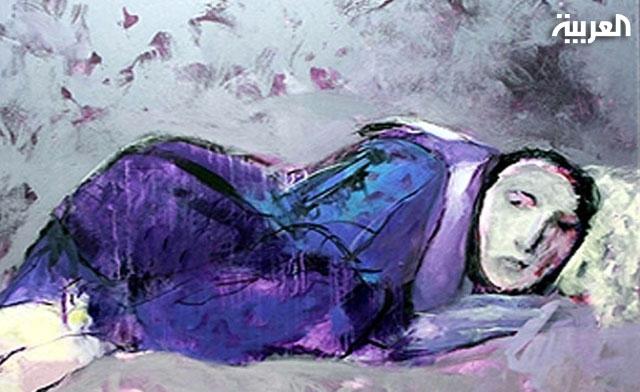 por Ismail al Rifai-pintor sírio