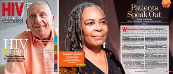 HIV aging