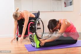 yoga disabled 2