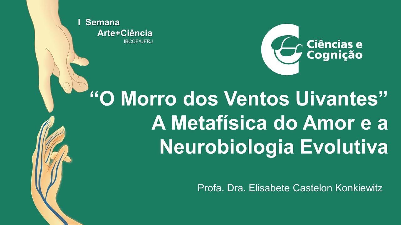 """""""O Morro dos Ventos Uivantes"""", a Metafísica do Amor e a Neurobiologia Evolutiva- por Elisabete Castelon Konkiewitz"""