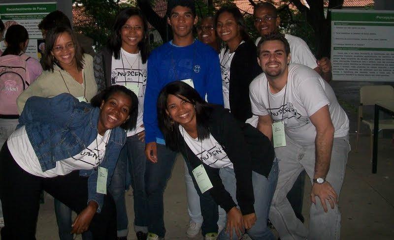 """Jovens Talentos na """"III Semana do Cérebro: Viajando na LInguagem"""""""