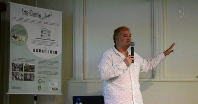 """""""Neurociências, Arte e Criatividade"""" – Prof. Dr. Alfred Sholl Franco"""