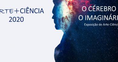 """EXPOSIÇÃO """"ARTE+CIÊNCIA 2020 – O CÉREBRO E O IMAGINÁRIO"""""""
