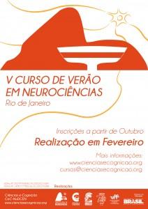 CARTAZ - V CURSO DE VERAO